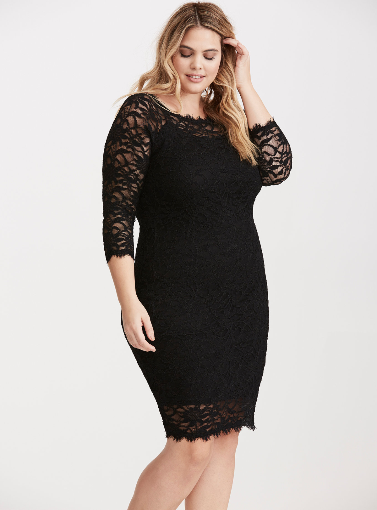 Plus  Size Winter Dresses