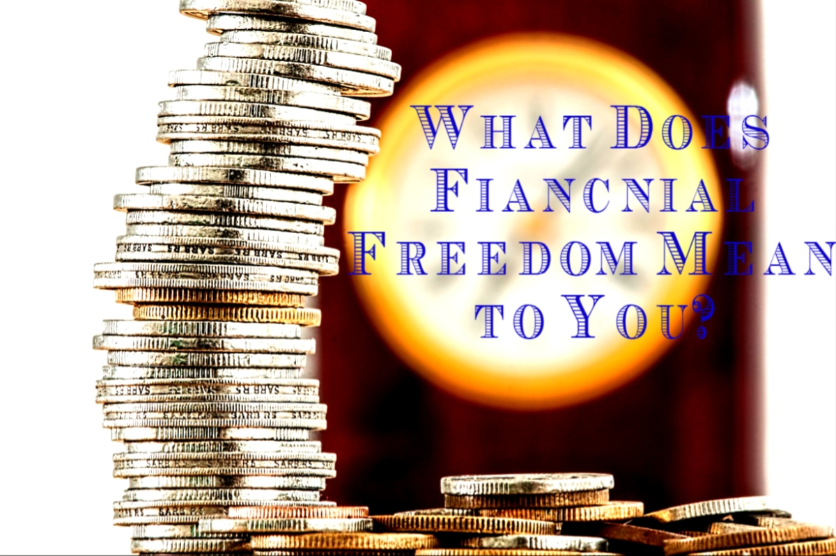 What Does Financial Freedom Look Like to You?